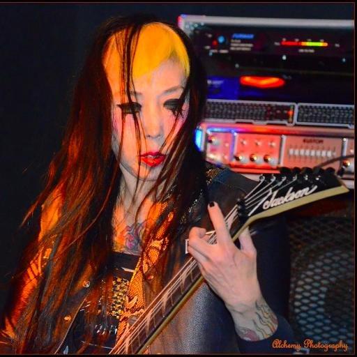 "NERVOCHAOS: morta la chitarrista Cherry ""Sickbeat"" Taketani"