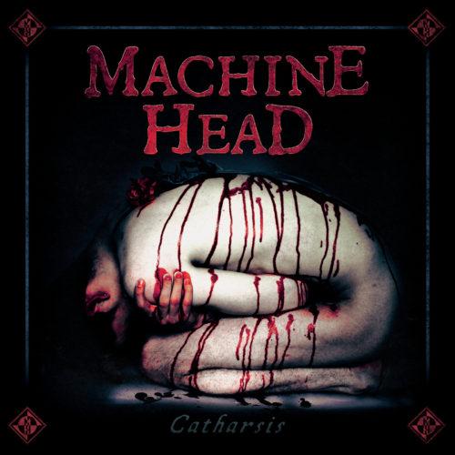 Risultati immagini per machine head catharsis cover