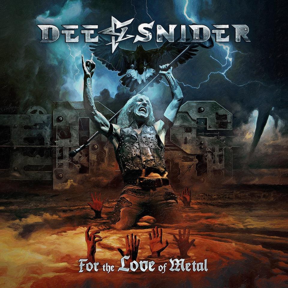 Risultati immagini per dee snider for the love of metal