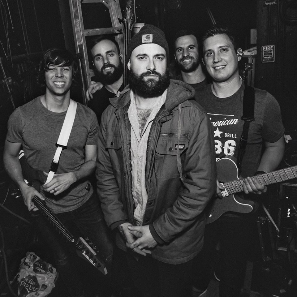 """Phantom Sessions Ep August Burns Red: AUGUST BURNS RED: Il Nuovo EP """"Phantom Sessions"""", Ascolta"""