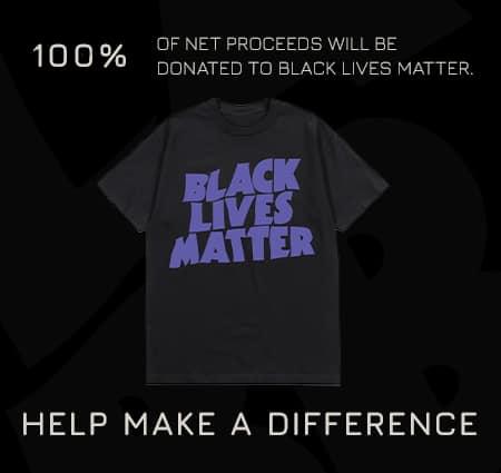 """BLACK SABBATH: una maglia per supportare il movimento """"Black Lives ..."""