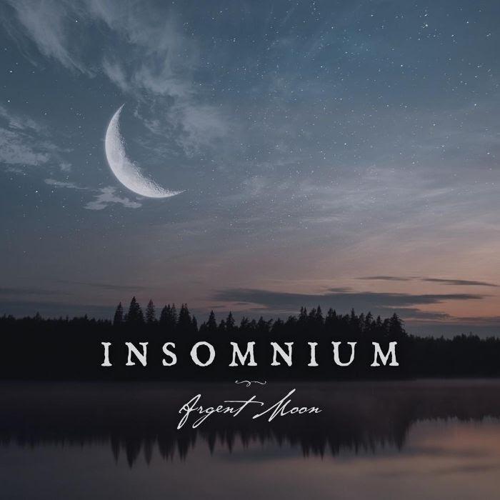 """INSOMNIUM: annunciano il nuovo EP """"Argent Moon""""; guarda il video del nuovo  singolo """"The Antagonist"""""""