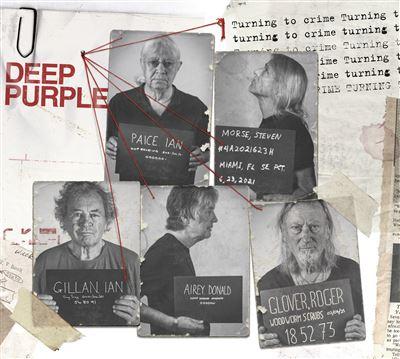 "DEEP PURPLE: in arrivo l'album di cover ""Turning To Crime"""