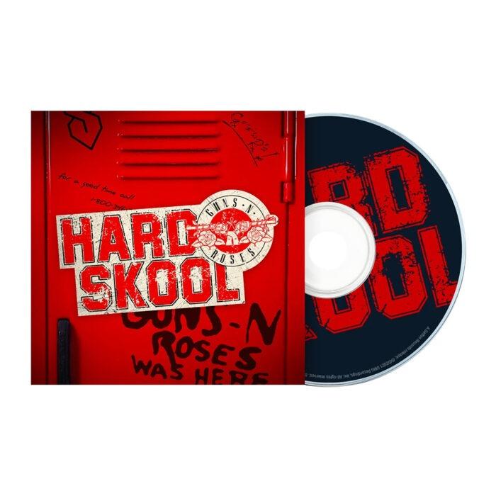 """GUNS N' ROSES: in arrivo l'EP di quattro tracce """"Hard Skool"""""""